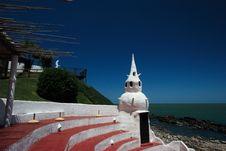 Free Hotel Casapueblo, Punta Del Este, Uruguay Royalty Free Stock Photos - 1700848