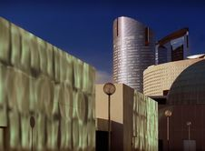 Free Modern Building Stock Image - 1700961