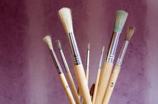Free Brushes Royalty Free Stock Images - 1702039