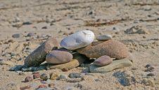 Free Zen Stones Stock Image - 1704281