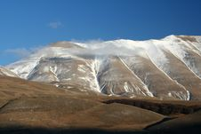 Free Castelluccio / Mountain Detail 2 Royalty Free Stock Images - 1706489