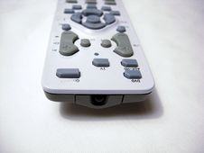 Free TV Remote 1 Royalty Free Stock Image - 1706916
