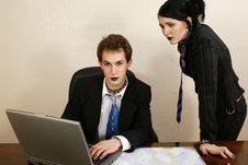 Free Goth Business Team Stock Photos - 1707203
