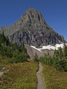Free Trail To Mt Clements Royalty Free Stock Photos - 1707218