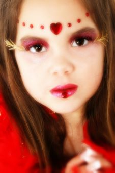 Free Little Princess Stock Photo - 1707260