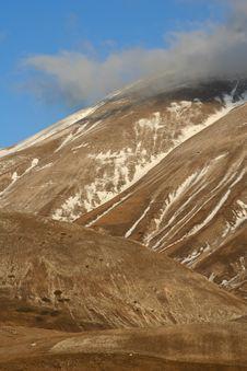 Free Castelluccio / Mountain Detail 6 Stock Images - 1707354