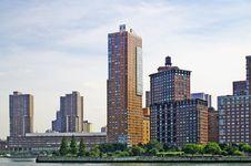 Free NYC Skykline 06 Stock Photos - 1707633