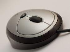Free Computer Stylish Mouse Royalty Free Stock Image - 1707886