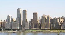 Free NYC Skyline 53 Stock Image - 1707951
