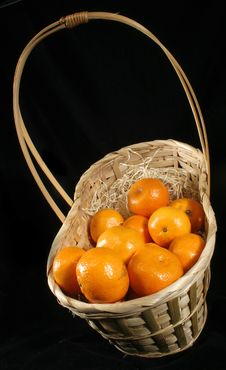 Free Clementines Stock Image - 1708111