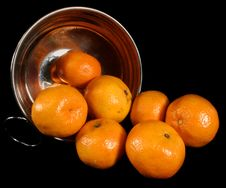 Free Clementines Royalty Free Stock Photo - 1708115