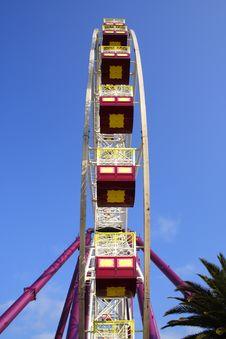 Free Ferris Wheel Royalty Free Stock Photography - 1708197