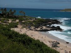 Free Beach Oahu Stock Images - 1708424