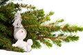 Free Festive Snowman In Seasonal Setting Stock Photo - 17003180