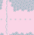 Free Seamless Floral Pattern Stock Image - 17003651