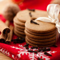 Free Gingerbread Cookies Royalty Free Stock Photography - 17004507
