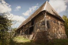 Free French Farm Building Stock Photos - 17000453