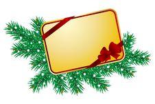 Free Christmas Card Stock Image - 17000681