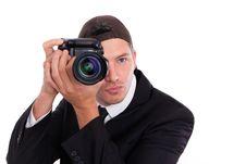 Free Photo Man Royalty Free Stock Images - 17001349