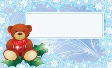 Free Elegant Christmas Background Stock Images - 17001954