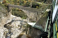 Free Hydroelectric Plant (detail) Royalty Free Stock Image - 17002046