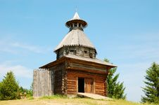 Free Old Wooden Church Stock Images - 17002314
