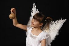 Free Girl In The Play Royalty Free Stock Photography - 17002537