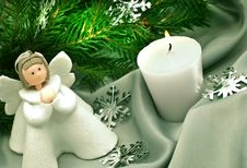 Free Christmas Composition. Stock Photos - 17003153