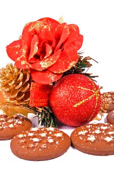 Free Christmas Decoration Stock Image - 17003471
