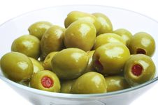 Free Green Olives Stock Photo - 17004990
