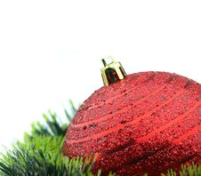 Free Christmas Decorations Stock Image - 17005021