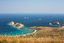 Free Lovely Seaside Stock Photography - 17006782