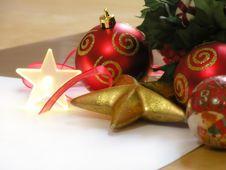Free Christmas Decoration Stock Photos - 17006833