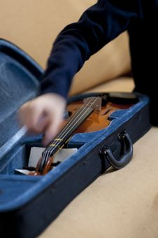 Free Violin Stock Photography - 17007072