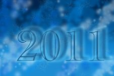 Free New Year 2011 Stock Images - 17008024