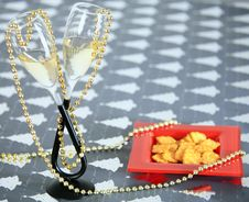 Free New Year Glass Stock Photos - 17008483