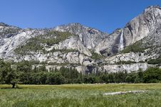 Free Yosemite National Park. Royalty Free Stock Images - 17009289