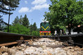 Free Railroad Track Royalty Free Stock Photos - 17011748