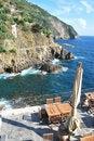 Free Liguria Sea - Italy Stock Photography - 17017272