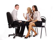 Free The Business Team Stock Photography - 17010062