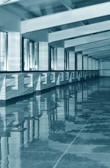Free Empty Hall Interior Stock Photos - 17010113