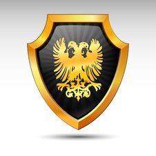 Free Shield. Vector. Stock Photos - 17010283