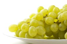 Free Grape Bunch Fragment Stock Photo - 17010350