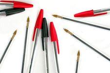 Free Pens Stock Image - 17010611