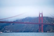 Free Golden Gate Stock Photography - 17010662