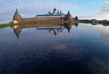 Free Solovetsky Monastery Stock Image - 17010961