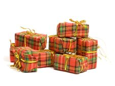 Free Christmas Toys Royalty Free Stock Photography - 17011977