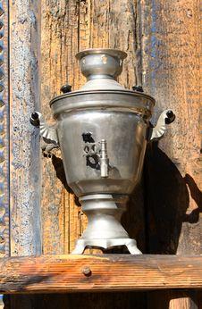Free Tea Urn Stock Image - 17012101