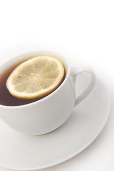 Free Lemon Tea Royalty Free Stock Images - 17014109