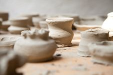 Free Clay Craft Stock Image - 17015651